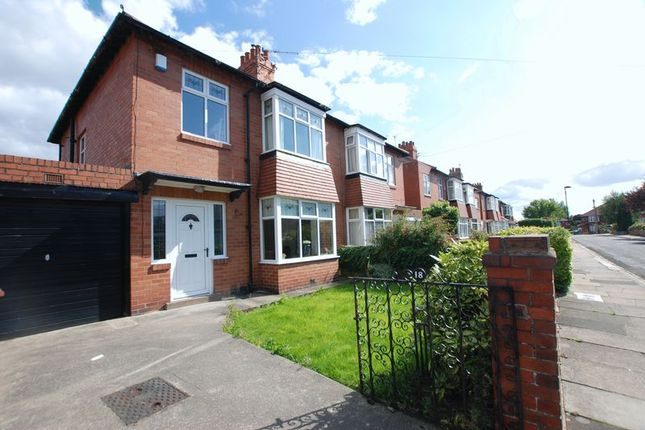 Thumbnail Semi-detached house to rent in Dene View, Gosforth, Newcastle Upon Tyne