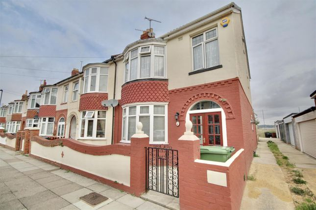 Thumbnail End terrace house for sale in Wesley Grove, Portsmouth