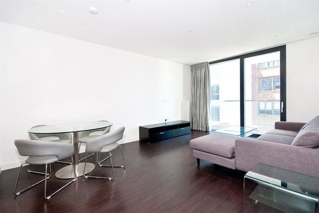 Thumbnail Flat to rent in Canter Way, London