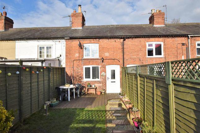 Thumbnail Terraced house for sale in Briggins Walk, Burley Road, Langham, Oakham