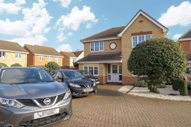 Thumbnail Detached house for sale in Buttercup Mead, Biggleswade