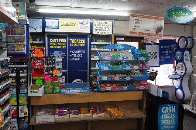 Retail premises for sale in Newsagents WS13, Staffordshire