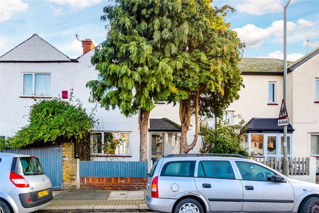 Thumbnail Terraced house for sale in Furzedown Drive, London