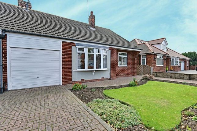 Thumbnail Semi-detached bungalow for sale in Lime Avenue, Willerby, Hull