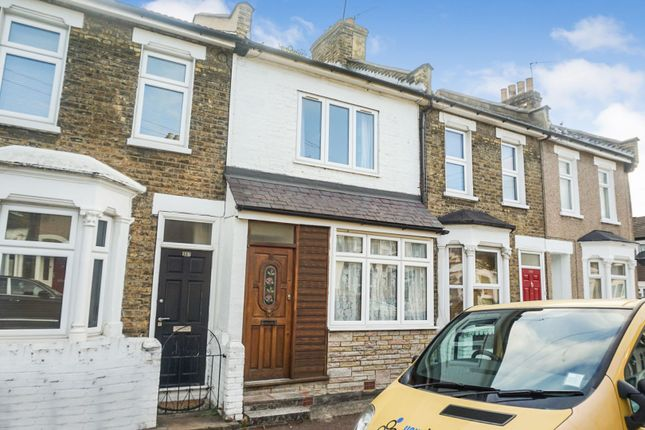 Thumbnail Terraced house for sale in Tennyson Road, London