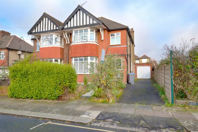 Thumbnail Terraced house for sale in Leighton Gardens, Kensal Rise