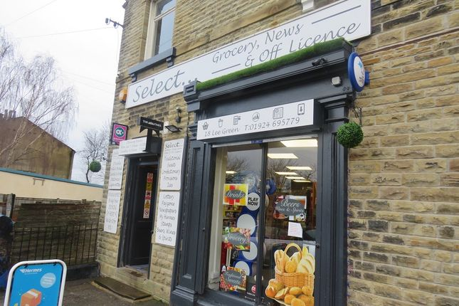 Thumbnail Retail premises for sale in Lee Green, Mirfield