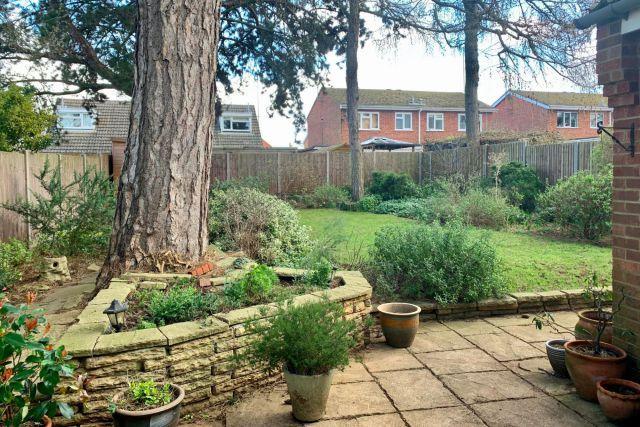 Rear Garden of Cedrus Court, Kingsthorpe, Northampton NN2