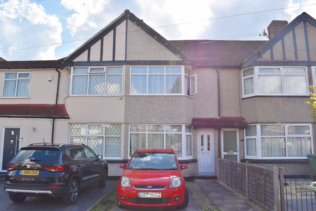 Thumbnail Terraced house to rent in Annandale Road, Sidcup, Kent