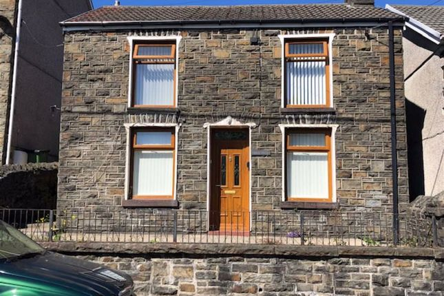 Thumbnail Detached house for sale in High Street, Mountain Ash