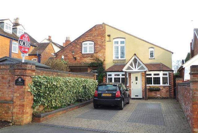 Thumbnail Detached house for sale in Crown Lane, Four Oaks, Sutton Coldfield