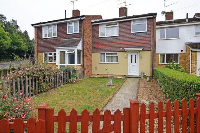 Thumbnail Terraced house to rent in Mierscourt Road, Rainham, Gillingham