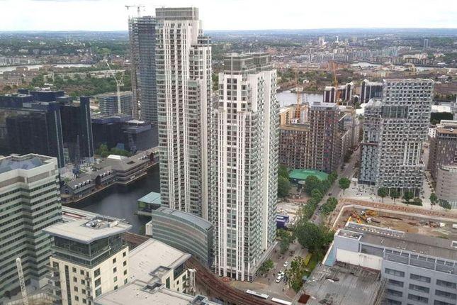 Thumbnail Property to rent in Pan Peninsula Square, London, Greater London.