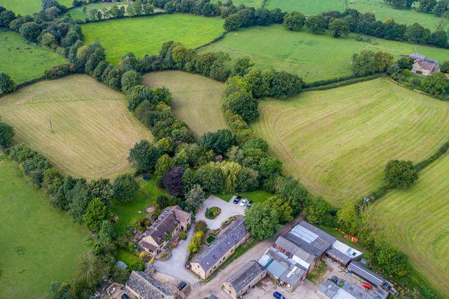 Thumbnail Barn conversion for sale in Barn Farm, Pocknedge Lane, Holymoorside