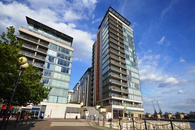 Thumbnail Flat to rent in Capital East, Royal Docks, London