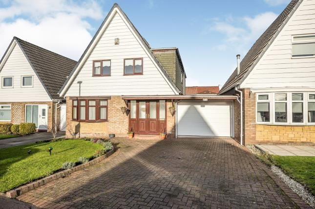 Thumbnail Detached house for sale in The Round Meade, Maghull, Liverpool, Merseyside