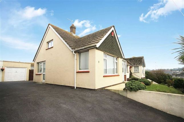3 bed semi-detached bungalow for sale in Greenover Road, Central Area, Brixham