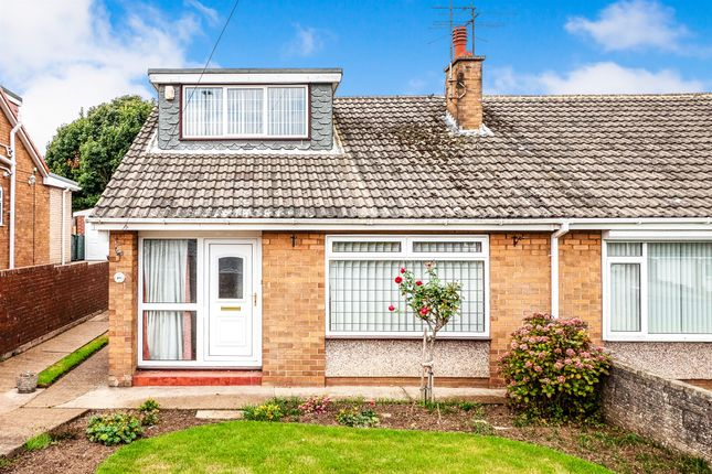 Thumbnail Semi-detached bungalow for sale in Valley Drive, Kirk Ella, Hull