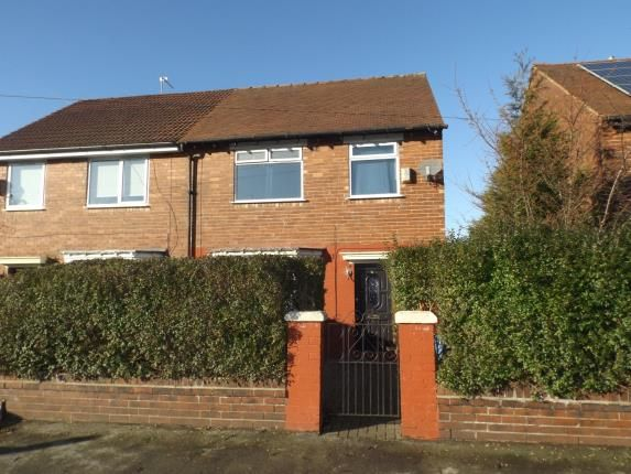 Thumbnail Semi-detached house for sale in Curzon Road, Offerton, Stockport, Cheshire