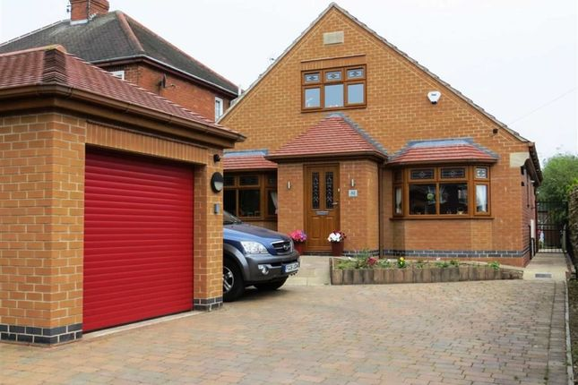 Thumbnail Detached house for sale in Belper Road, Holbrook, Derbyshire