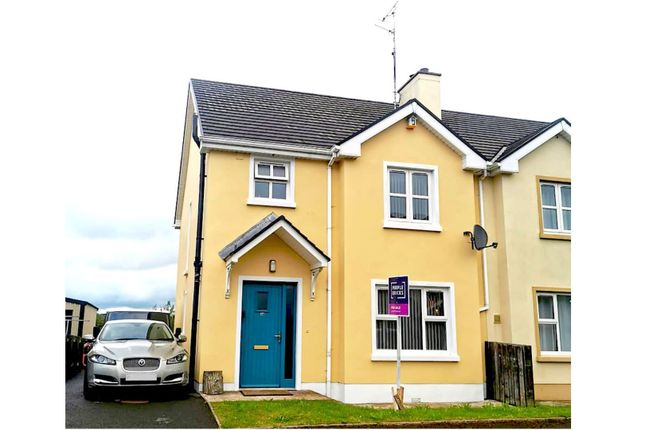 Semi-detached house for sale in Breesy View, Enniskillen