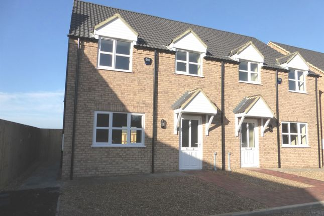 Thumbnail Semi-detached house for sale in Pinglewood Row, Manea, March