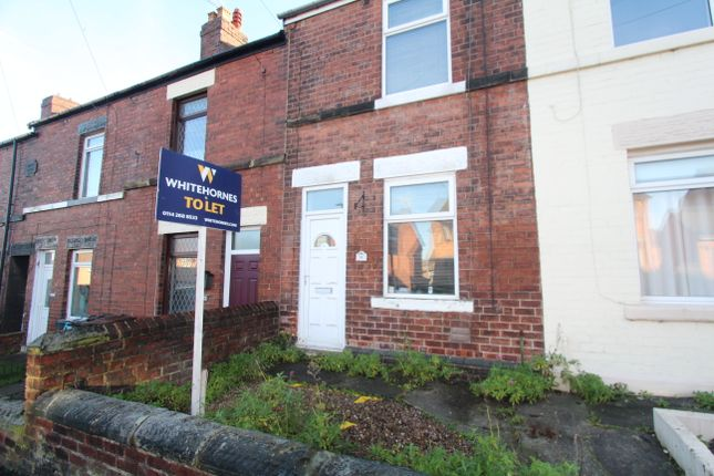 Thumbnail Terraced house to rent in John Calvert Road, Woodhouse, Sheffield
