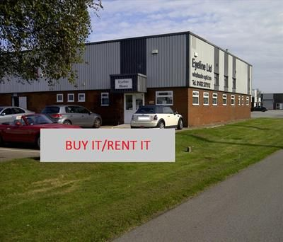 Thumbnail Light industrial for sale in Unit 1, South Orbital Trading Park, Hedon Road, Hull, East Yorkshire