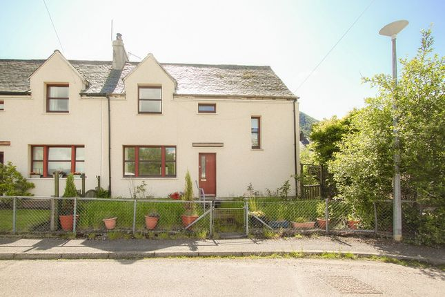 Thumbnail Semi-detached house for sale in Park Road, Ballachulish, Argyll