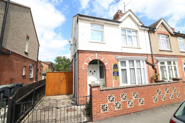 Thumbnail Semi-detached house for sale in Purvis Road, Rushden