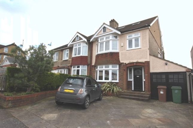 Thumbnail Semi-detached house for sale in Barrow Hedges Way, Carshalton