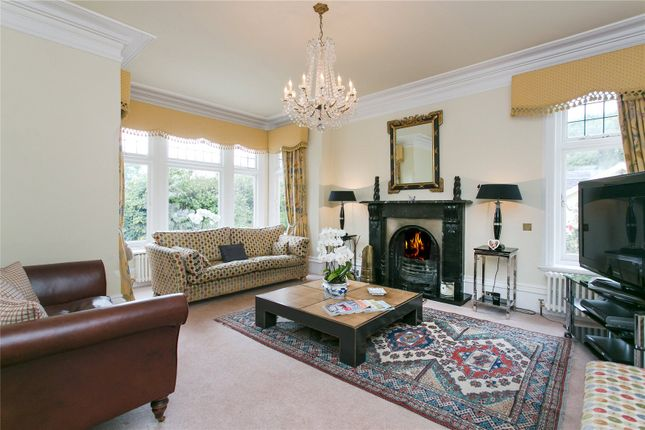 Sitting Room of Whisterfield Lane, Lower Withington, Macclesfield, Cheshire SK11