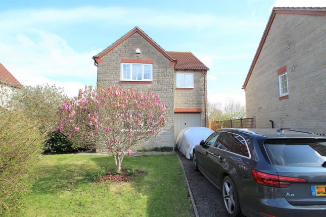 Thumbnail Detached house for sale in Birkdale, Warmley, Bristol
