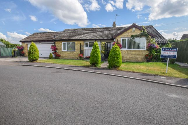 Thumbnail Detached bungalow for sale in Radnor Park, Corston, Malmesbury
