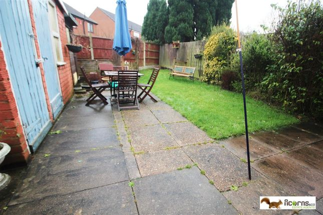 Rear Patio Area of Chester Road, West Bromwich B71