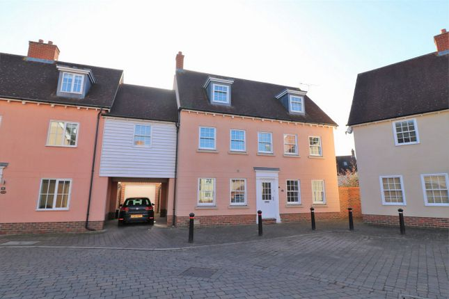 Thumbnail Link-detached house for sale in Merediths Close, Wivenhoe, Colchester, Essex