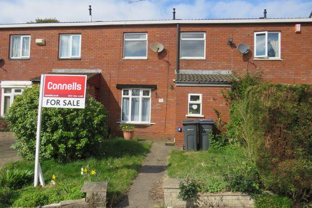 Thumbnail Terraced house for sale in Priors Way, Erdington, Birmingham
