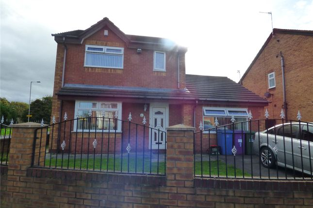 Thumbnail Detached house for sale in Elwick Drive, Liverpool, Merseyside