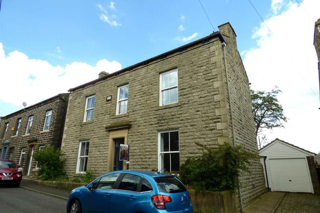 Thumbnail Detached house for sale in Church Street, Stacksteads, Bacup