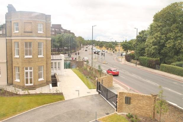 Thumbnail Property to rent in Caldwell Close, London