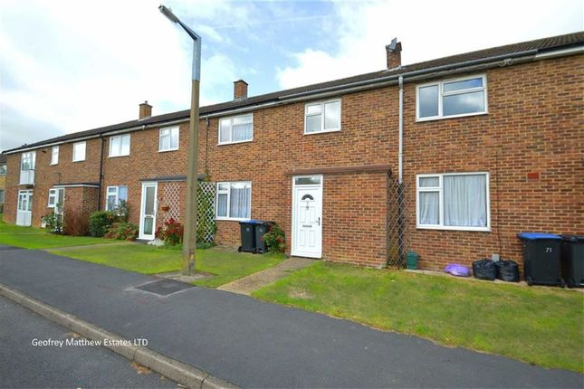 Thumbnail Terraced house for sale in The Readings, Harlow, Essex