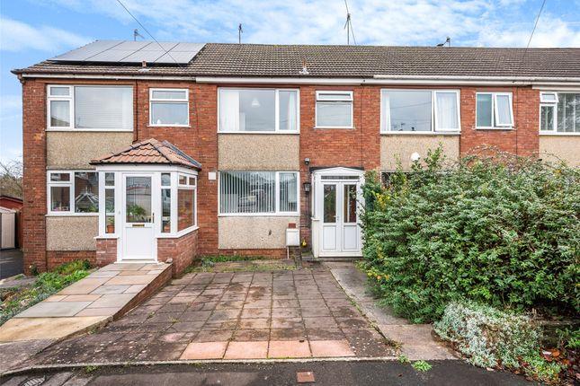 Terraced house for sale in Fenshurst Gardens, Long Ashton, Bristol
