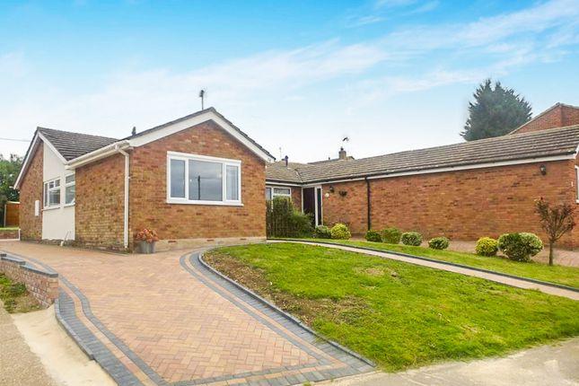 Thumbnail Semi-detached bungalow for sale in Queen Street, Bozeat, Wellingborough