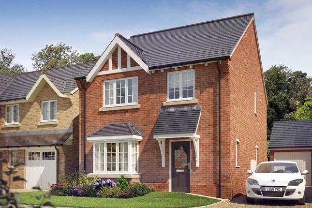 Thumbnail Detached house for sale in The Lullington At Langley Country Park, Radbourne Lane, Derby