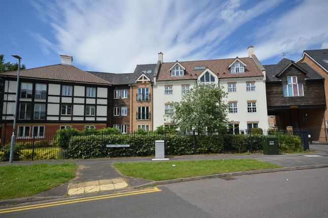 2 bed flat for sale in Hermitage Court, Oadby, Leicester