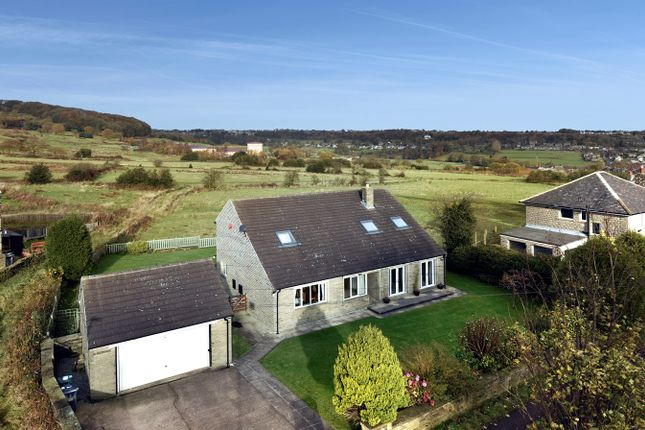 Thumbnail Detached house for sale in Bottom Of Hollin Hall Lane, Golcar, Huddersfield