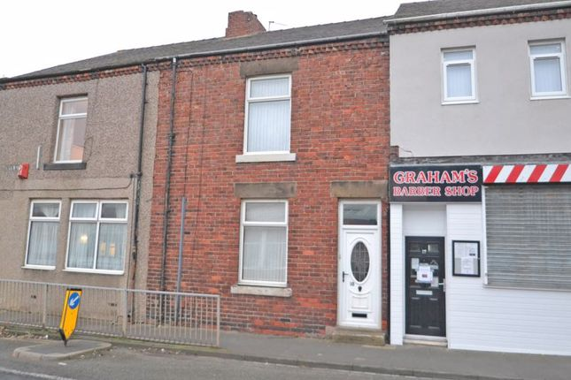 2 bed terraced house to rent in Ann Street, Shiremoor, Newcastle Upon Tyne NE27