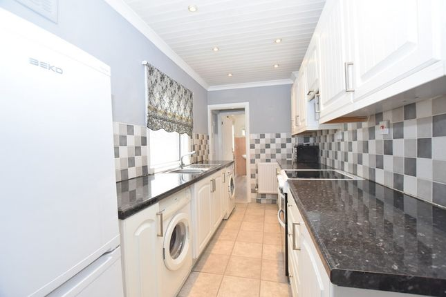 Thumbnail Terraced house to rent in Stanley Road, Hartshill, Stoke-On-Trent