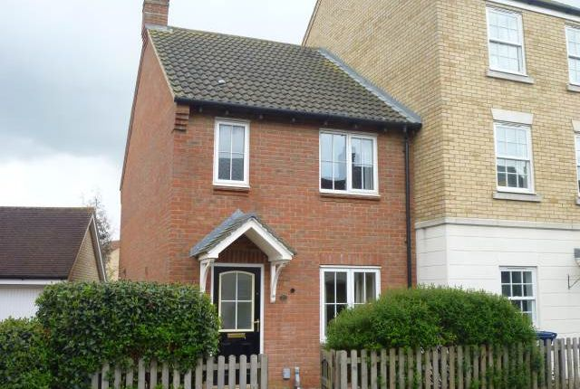 Thumbnail Property to rent in Apley Way, Lower Cambourne, Cambridge