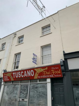 Thumbnail Flat to rent in Flat A, 25 Bath Street, Leamington Spa